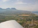 Flug nach Sizilien
